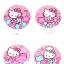 หมวกคุมผมอาบน้ำ ฮัลโหลคิตตี้ Hello Kitty thumbnail 4