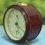 T0628 นาฬิกาปลุกเยอรมันโบราณ Junghans ส่ง EMS ฟรี thumbnail 2