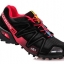 รองเท้า Salomon ดำ-แดง thumbnail 7