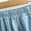กางเกงห้าส่วนผ้าฝ้ายเดนิม ปักลายน้องกระต่าย thumbnail 7