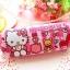 กล่องใส่แว่นตา ฮัลโหลคิตตี้ Hello Kitty ลายฮัลโหลคิตตี้โบว์ thumbnail 4