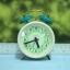 T0644 นาฬิกาปลุกเยอรมันโบราณ Ruhla ส่ง EMS ฟรี thumbnail 1