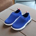 รองเท้า meshknitt สีน้ำเงิน