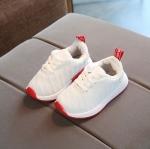 รองเท้ากีฬา#รองเท้าผ้าใบ#เรียบเก๋ สีขาว