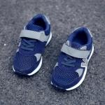 รองเท้า V (Sneaker) สีน้ำเงิน