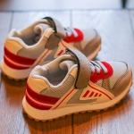 รองเท้าทรง(Sneaker) สีเทา