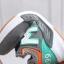 รองเท้าผ้าใบ#รองเท้ากีฬา#แบบแปะเมจิกเทป#ลายตัวM/สีเทา thumbnail 7