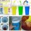 Squeezy Frozen แก้วทําสเลอปี้ สีสดใส thumbnail 6