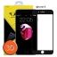 ไอโฟน 8 ฟิล์มกระจกเต็มจอ 3D ขอบ Carbon fiber สีดำ thumbnail 1