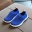 รองเท้า meshknitt สีน้ำเงิน thumbnail 1