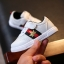 รองเท้ากีฬาPU#แบบแปะเมจิกเทป#แถบธงเมเปิ้ล thumbnail 1