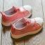 รองเท้าMหัวยางลายหอยแถบไขว้ สีชมพู thumbnail 2