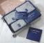 กระเป๋าจัดระเบียบเสื้อผ้าในกระเป๋าเดินทาง 6 ใบ/เซ็ต สีพื้น thumbnail 6