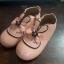 รองเท้าหนังหุ้มส้นหนังพียู หน้ากระต่าย สีชมพู thumbnail 4