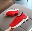 รองเท้า meshknitt สีแดง thumbnail 2
