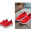 รองเท้า meshknitt สีแดง thumbnail 3