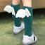 ถุงเท้าแฟนซี#แต่งปีกนางฟ้า/สีเขียวเข้ม thumbnail 1