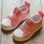 รองเท้าMหัวยางลายหอยแถบไขว้ สีชมพู thumbnail 1