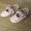 รองเท้าคัทชู #โบว์วิ้ง #หนังpu นิ่ม สีชมพูเบจ thumbnail 7