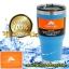 แก้วเก็บร้อนเย็น ozarktrail ของแท้ 100% คุณภาพเหมือน yeti ขนาด 30 Oz. สีฟ้า thumbnail 1