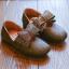 รองเท้าคัทชู #โบว์วิ้ง #หนังpu นิ่ม สีเขียวเข้ม thumbnail 2