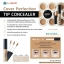 คอนซีลเลอร์ The Saem Cover Perfection Tip Concealer SPF 28 PA++ thumbnail 18