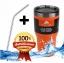 ozark trail แก้วเก็บเย็น + หลอดดูดสแตสเลส สีส้ม thumbnail 1