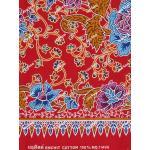 ผ้าถุงเอมจิตต์ ec11499 แดง