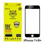 ฟิล์มกระจก iPhone 7+/8+ JOOLZZ ดำ