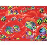 ผ้าถุงเอมจิตต์ ec10488 แดง