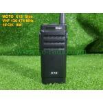 MOTO X1S Slim VHF 136-174 MHz. 7-8 w. 16CH.