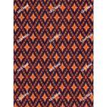 ผ้าลายไทยโจงกระเบน no.0006 สีม่วง 3.60ม.