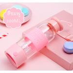 แก้วปั่นอัตโนมัติ สีชมพู