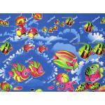 ผ้าถุงเอมจิตต์ ec10488 น้ำเงิน