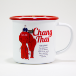"Enamel Mug ""Chang Thai"""