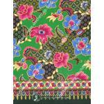 ผ้าถุงไซส์ใหญ่ mpx2584 สีเขียว