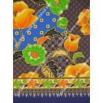 ผ้าถุงไซส์ใหญ่ mpx2576 สีกรม