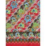 ผ้าถุงเอมจิตต์ ec11571 แดง