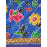 ผ้าถุงไซส์ใหญ่ mpx2571 สีน้ำเงิน