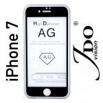 ฟิล์มกระจก iPhone 7/8 JDO (ฟิล์มด้าน) ดำ