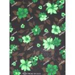 ผ้าถุงเอมจิตต์ ec10439 ดำเขียว