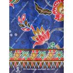 ผ้าถุงไซส์ใหญ่ mpx11205 สีน้ำเงิน
