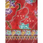 ผ้าถุงไซส์ใหญ่ mpx11205 สีแดง