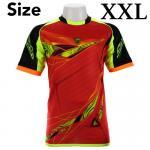 เสื้อกีฬา S SPEED MM6 แดง Size XXL