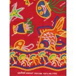ผ้าถุงเอมจิตต์ ec11562 แดง