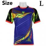 เสื้อกีฬา S SPEED MM6 น้ำเงิน Size L
