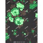 ผ้าถุงเอมจิตต์ ec10438 ดำเขียว
