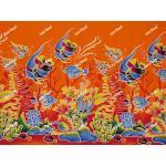 ผ้าถุงเอมจิตต์ ec11490 ส้ม