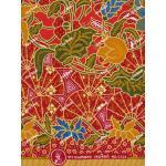 ผ้าถุงแม่พลอย mp0124 แดง