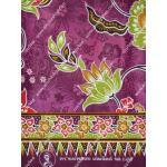 ผ้าถุงไซส์ใหญ่ mpx11205 สีม่วง